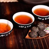 Ripe Pu'er tea - sticky rice flavor mellow tuo_