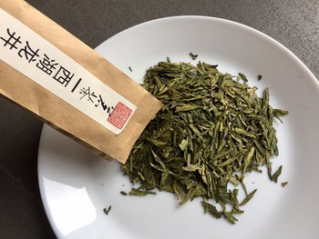 Exclusive Xi Hu Long Jing green tea 20g